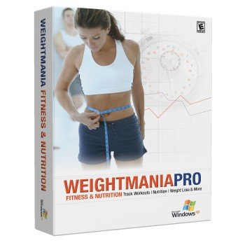 Weightmania Pro Network Edition. Track Workouts, Meals and Measurements. For Schools, Fitness Centers and Small Businesses (Windows, 50-node Network Edition)