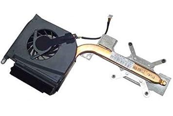 HP 451860-001 refacción para Notebook Módulo térmico - Componente para Ordenador portátil (Módulo térmico, Pavilion DV6000, DV6825): Amazon.es: Informática