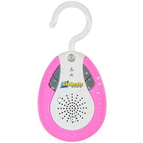 Glodeals Waterproof Wireless Bluetooth Speaker product image