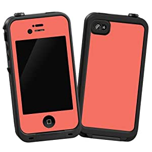 "Terracotta ""Protective Decal Skin"" for LifeProof iPhone 4/4s Case"
