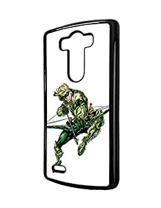 Lg G4 Fundas Case DC Comic / Lg G4 Fundas Case Green Arrow Fundas Case for Boy