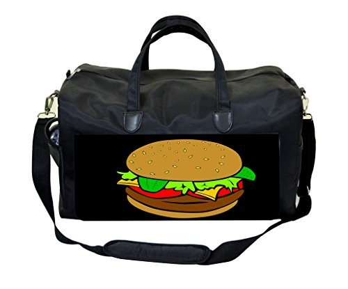 Cheesburger Diaper/Baby Bag