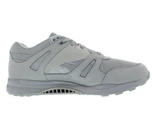 Mens Reebok Ventilator St Casual Shoes Sneakers Grey