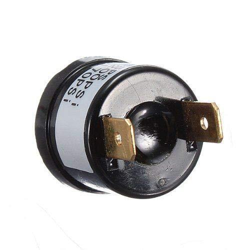 CompStudio 170-200 PSI Air Compressor Pressure Control Switch Valve Horn 1//8 NPT 12V//24V 5558998708