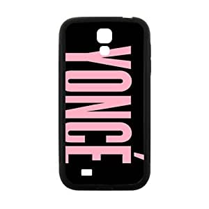 Happy Pink yonce motto Cell Phone Case for Samsung Galaxy S4