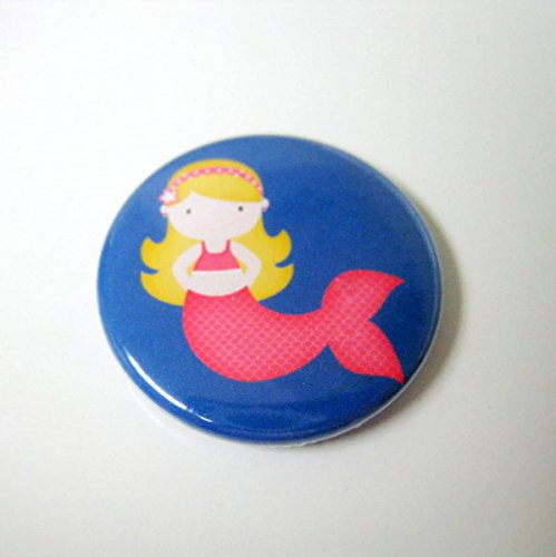 Mermaid Needle Minder, Hand Needle Notion, Notion, Cross Stitching, Embroidery, Needlepoint, Needle Minder, Valentine Collection