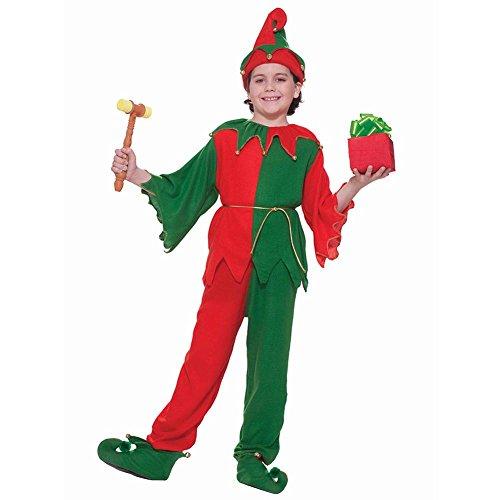 Forum Novelties Santa's Elf Costume, Child Medium