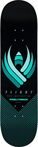 Swiss Powell (Powell-Peralta Flight Skateboard Deck Shape 248 8.25