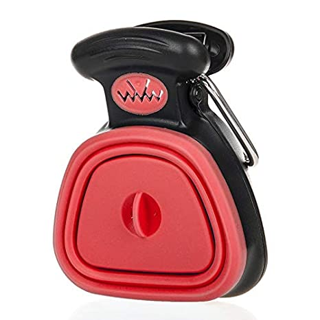 Roofeel Perro Mascota Travel Plegable Pooper Scooper con 1 ...