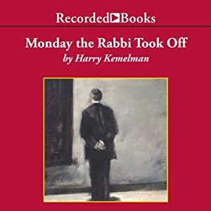 Monday the Rabbi Took Off Hörbuch
