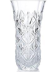 فازة زجاج اينجما 300 من ار سي ار، شفاف
