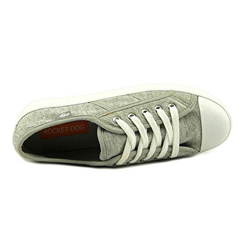 Fusée Chien Femmes Magique Altan Coton Mode Sneaker Gris Skirball