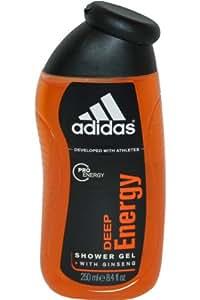 Adidas Deep Energy 250ml Shower Gel
