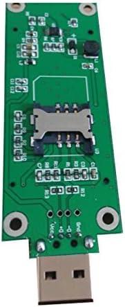 Mini Pci-e Mpci Express - Tarjeta Adaptador inalámbrica a USB ...