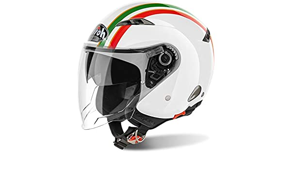 Airoh Helmets City One Style oro Gloss New 2016 Size XL: Amazon.es ...