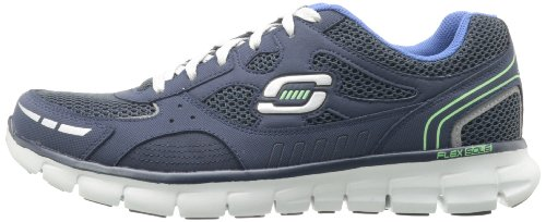 602a8e5cd570 Skechers Sport Men s Synergy Over Haul Memory Foam Sneaker