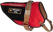 Carhartt Pet Vests, Nylon Ripstop Service Dog Harness