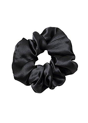 25223784f LilySilk Pure Silk Scrunchies Elastic Women s Hair Band 100% Silk Hair  Ties