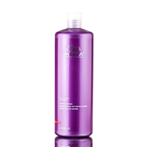 Wella Calm Sensitive Shampoo for Unisex, 33.8 Ounce