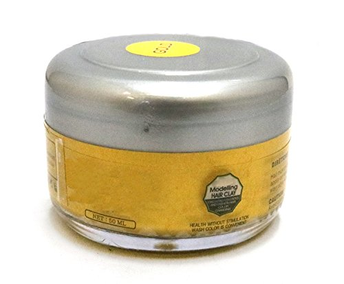 Gold Travel Costumes (Blonde Temporary Colored Travel Hair Wax 50mL by Style Counsel)