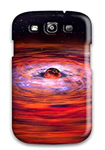 (hVtDkkn2949ficzu)durable Protection Case Cover For Galaxy S3(neutron Star Space )