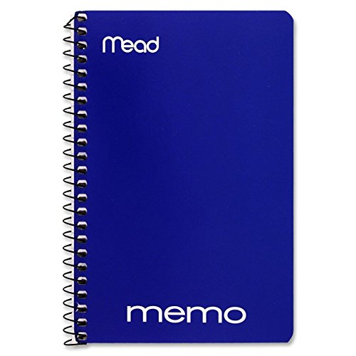 Mead Memo Books Spiral 6