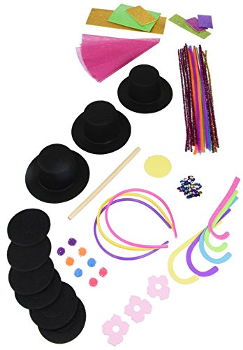 Creative Hands Maker Mania, Tiny Hats