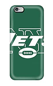 Cute Appearance Cover/tpu KpEosoi1005WzuhN New York Jets Case For Iphone 6 Plus