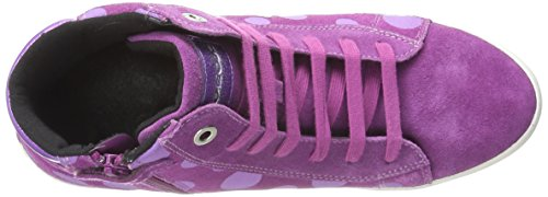 Geox Jr Witty C - Sneakers Niñas morado