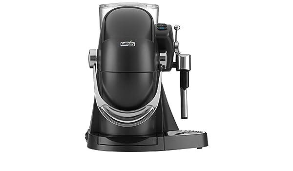 Caffitaly Nautilus S06HS Carbon Independiente Máquina de café en cápsulas 1,2 L Semi-automática - Cafetera (Independiente, Máquina de café en cápsulas, 1,2 L, Cápsula de café, 950 W, Negro): Amazon.es: Hogar