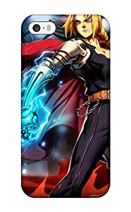 WilliamBDavis Fashion Protective Amazing Full Metal Alchemist Chibi Party Case Cover For Iphone 5/5s