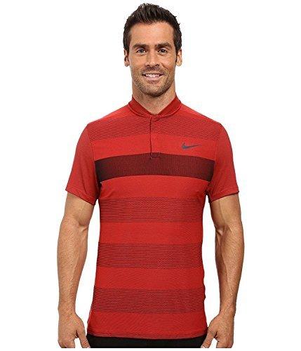 Knit Mens Golf Shirt - 2