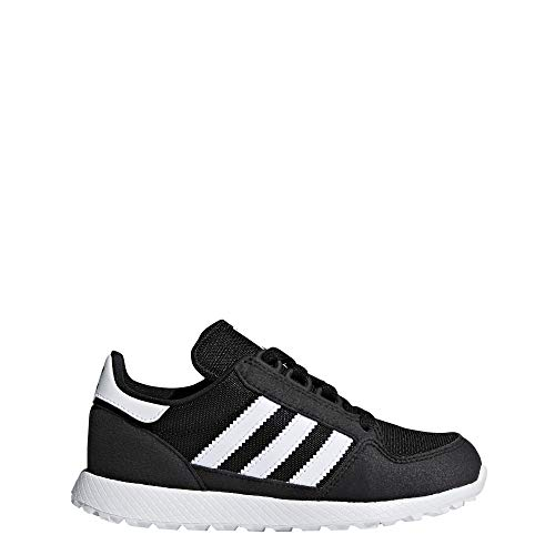 C Grove Forest negbás negbás Sneakers ftwbla neri bambini 000 per unisex Adidas Hq1fd5H