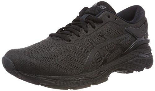 black Running Gel Nero 9090 Scarpe 24 kayano black Asics carbon Uomo wIx8dqIY