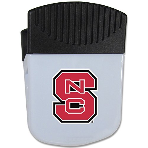 Clip North State Carolina - NCAA North Carolina State Wolfpack Chip Clip Magnet, White