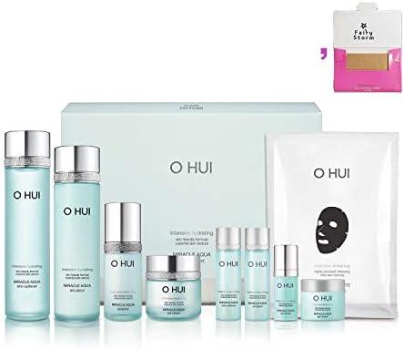 [オフィ/O HUI] OHUI Miracle AQUA 4 PIECES Promotion SPECIAL SET/ミラクルアクア4種スペシャルセット+ Sample Gift (海外直送品)