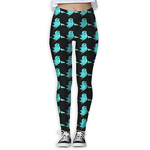 Price comparison product image Puffin Bird Arctic Ocean Penguin Nest Women's Exercise Yoga Pants