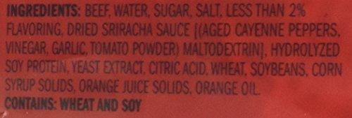 Jack Links Beef Jerky, Sriracha, 2.85 Ounce (Pack of 2)