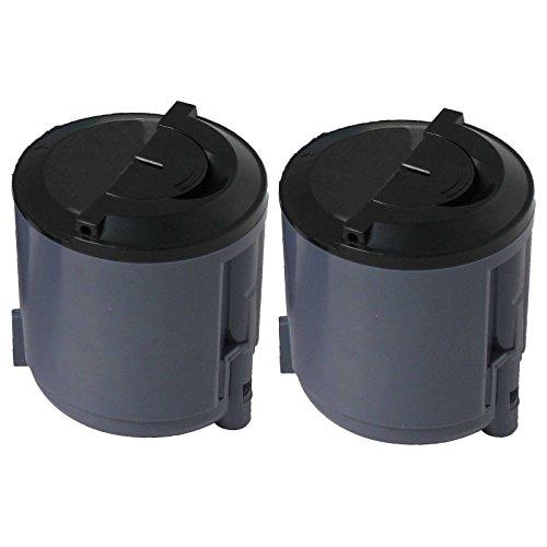 2 Inktoneram Replacement toner cartridges for Samsung CLP-300 BK Black Toner Cartridges replacement for Samsung CLP-K300B CLX-3160N CLP-300 CLP-300N (Clp 300n Laser Printer)