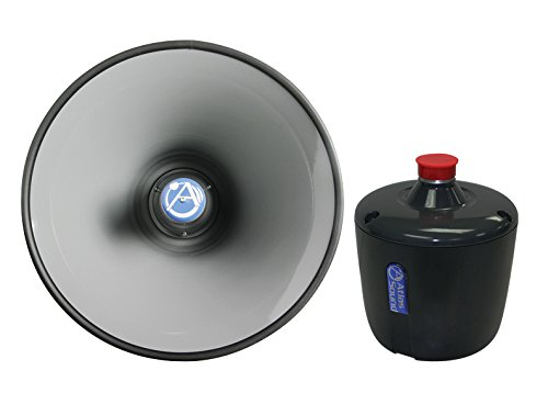 Coverage Horn - Atlas Sound DR-32 95° Uniform Coverage Horn with PD75T High Efficiency Compression Driver
