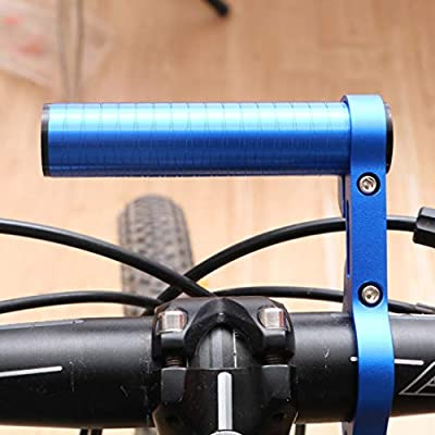 Liqiqi Extensor de Manillar de Bicicleta Extensor de Doble manija ...