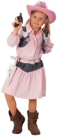 Cowgirl rosa, 2tlg.: Amazon.es: Juguetes y juegos