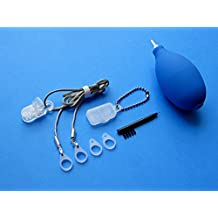 Maintenance and Care Set for Oticon BTE (Behind the Ear) Hearing Aids Sound Amplifier Devices
