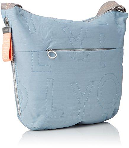 Lhz épaule Shoulderbag portés Bleu Spell Blue Light Sacs Oilily q7fwpFE
