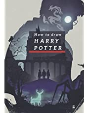 How to draw Harry Potter: Step-by-Step Beginner's Guide to Drawing Harry Potter / Perfect for All Ages
