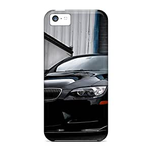 High Quality Cometomecovers Black Bmw M3 Skin Cases Covers Specially Designed For Iphone - 5c