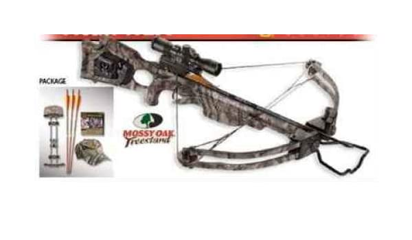 Tenpoint Titan Hlx Package With 3x Pro View Scope Crossbows