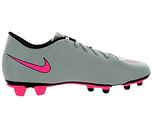 Wolf Grey Herren Mercurial Vortex Training Fußballschuhe 651647 Fg Nike Hyper Pink Ii qwxBza88F