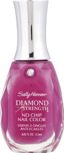 Sally Hansen Diamond Strength No Chip Nail Color 330 Fuchsia Bling Bling by Sally Hansen (Nail Chip Strength No Color)