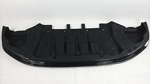 Nissan GTR R35 Carbon Fiber Front Splitter Lip Spoiler with Brake Duct [GTR Front Lip with Brake Duct] 2012-14